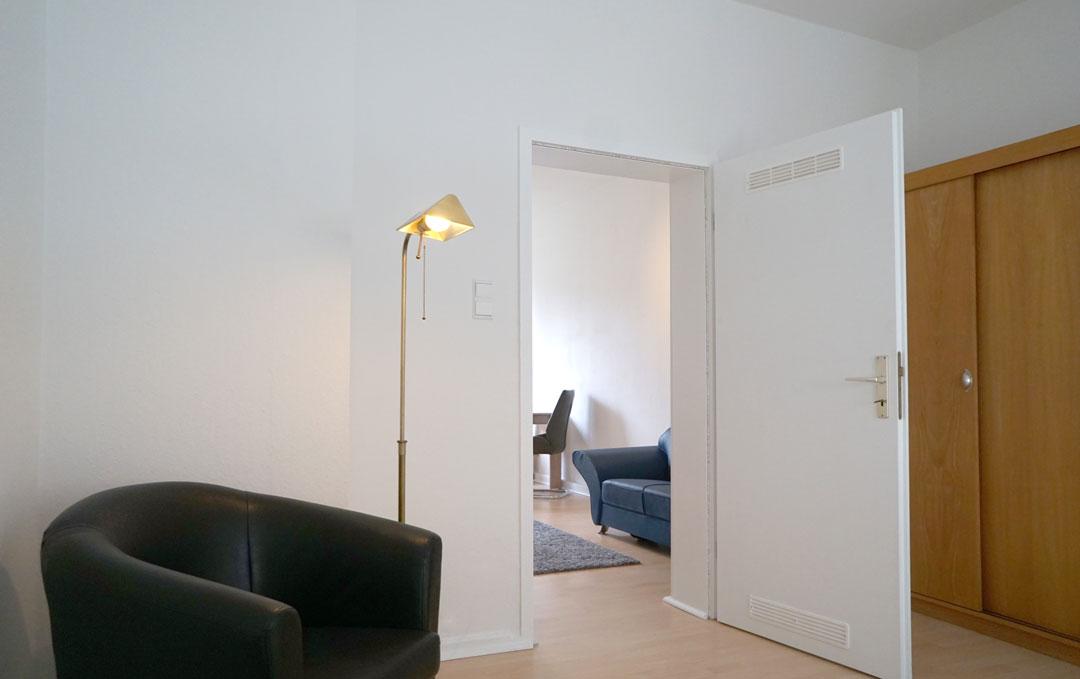 Möblierte Wohnung Wuppertal
